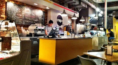 Photo of Latin American Restaurant Arepa Cafe at 490 Queen St W, Toronto M5V 2B3, Canada
