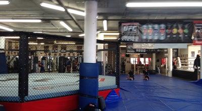 Photo of Martial Arts Dojo Tristar Gym at 5275 Ferrier, Montréal, QC H4P 1 L7, Canada