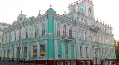 Photo of Bookstore Дом Книги (бывший дом купца Павлова) at Ул. Б.советская,12/1, Смоленск, Russia