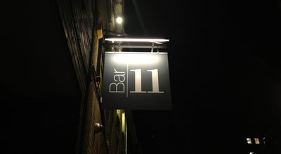 Photo of New American Restaurant 11 Bar and Kitchen at 9-11 Upper King Street, Norwich NR3 1RB, United Kingdom