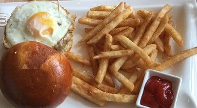 Photo of Bar Nom-Burger at 251 W Washington Ave, Sunnyvale, CA 94086, United States