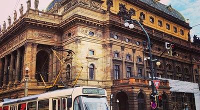 Photo of Theater Národní divadlo at Národní 225/1, Praha 110 00, Czech Republic