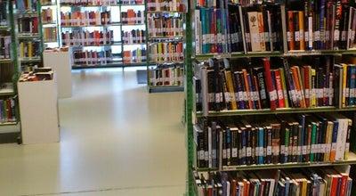 Photo of Library ARhus at Belgium