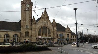 Photo of Train Station Krefeld Hauptbahnhof at Am Hauptbahnhof 1, Krefeld 47798, Germany