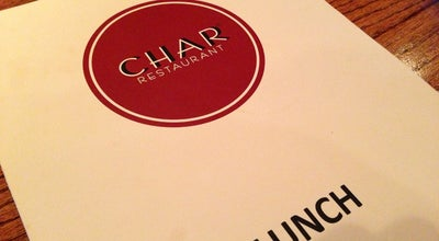 Photo of American Restaurant Char Restaurant at 4500 I 55 N Ste 142, Jackson, MS 39211, United States