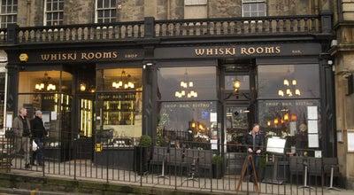Photo of Bar Whiski Rooms at 4, 6 & 7 North Bank Street, Edinburgh EH12LP, United Kingdom