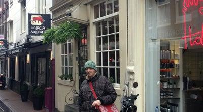 Photo of Nightclub The Otherside Coffeeshop at Reguliersdwarsstraat 6, Amsterdam 1017 BM, Netherlands