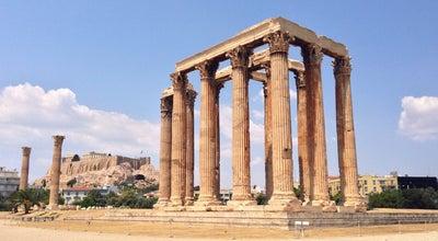 Photo of Monument / Landmark Temple of Olympian Zeus at Λεωφόρος Βασιλίσσης Όλγας, Athens 105 57, Greece