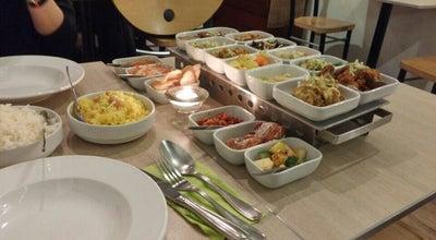 Photo of Asian Restaurant Soenda Kelapa at Utrechtsestraat 89, Amsterdam 1017 VK, Netherlands