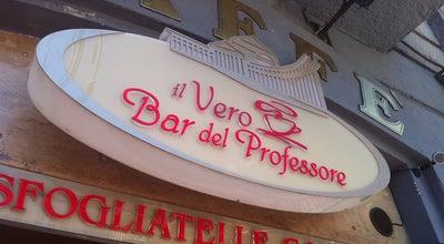 Photo of Italian Restaurant Caffe Del Professore at Piazza Trieste E Trento 46, Naples 80132, Italy