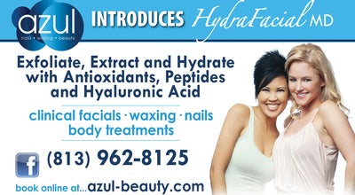 Photo of Spa Azul Nails Waxing Beauty at 14358b N Dale Mabry Hwy, Tampa, FL 33618, United States