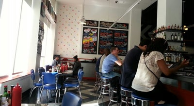 Photo of American Restaurant Rudy's Can't Fail Cafe at 1805 Telegraph Ave, Oakland, CA 94612, United States