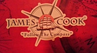 Photo of Nightclub James Cook Cafe & Pub at Tunus Cad. No:19/a, Ankara, Turkey