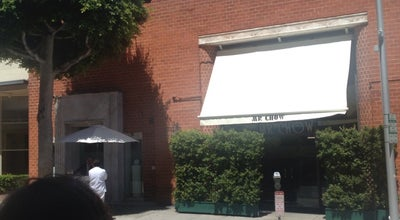 Photo of Chinese Restaurant Mr Chow at 344 N Camden Dr, Beverly Hills, CA 90210, United States