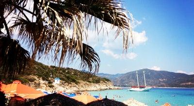 Photo of Beach Παραλία Σάρτης (Sarti Beach) at Παραλία Σάρτης, Sárti, Greece