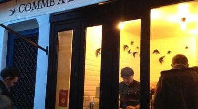 Photo of Modern European Restaurant Comme A Lisbonne at 37 Rue Du Roi De Sicile, Paris 75004, France
