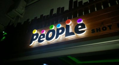 Photo of Cocktail Bar People Bar at Çarşı Mah. Hamd Cangiz Sok No:5 Bodrum, Muğla 48400, Turkey