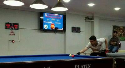 Photo of Pool Hall Prestij Bilardo & Cafe at Irlamaz Tesisleri Karşısı, Turgutlu, Turkey