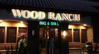 Photo of American Restaurant Wood Ranch BBQ & Grill at 1101 E Daily Dr, Camarillo, CA 93010, United States