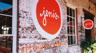Photo of Restaurant Jeni's Splendid Ice Creams at 1198 Howell Mill Rd, Atlanta, GA 30318, United States