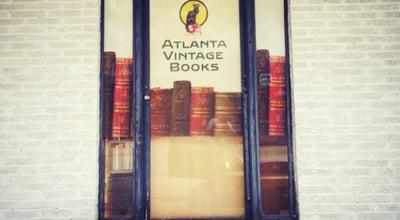 Photo of Bookstore Atlanta Vintage Books at 3660 Clairmont Rd, Chamblee, GA 30341, United States