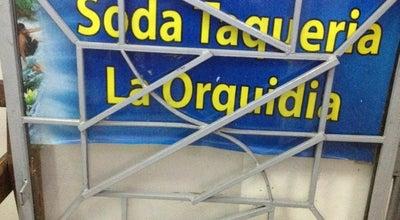 Photo of Burger Joint Soda Taquería La Orquídea at Costa Rica