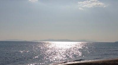 Photo of Beach Carbonifera at Piombino, Italy