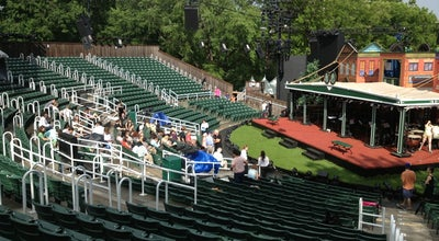 Photo of Theater Delacorte Theater at 79th St Transverse At Turtle Pond, New York, NY 10024, United States