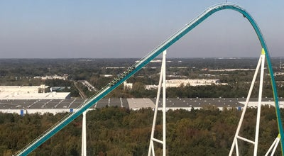 Photo of Theme Park Ride / Attraction Fury 325 at Carowinds Amusement Park, Charlotte, NC, United States
