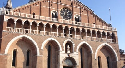 Photo of Historic Site Basilica di Sant'Antonio - Basilica del Santo at Piazza Del Santo 11, Padua 35123, Italy