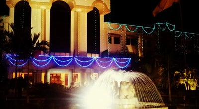 Photo of College Administrative Building Main Building (Dr. M.G.R. Block) at Vit University, Vellore 632014, India