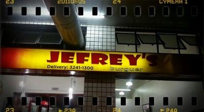 Photo of Burger Joint Jefrey's Burguer at Av. Pres. Itamar Franco, 2320, Juiz de Fora 36025-290, Brazil