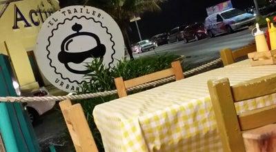 Photo of Restaurant El Trailer at Avenida Del Mar 2100, Mazatlan 82017, Mexico