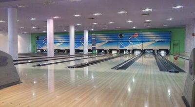 Photo of Bowling Alley Al-Gosaibi Bowling Center at Khobar, Saudi Arabia