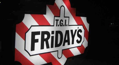 Photo of American Restaurant TGI Friday's - Covent Garden at 6 Bedford Street, London WC2E 9HZ, United Kingdom