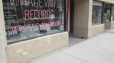 Photo of Record Shop Vintage Vinyl Records at 925 Davis St, Evanston, IL 60201, United States