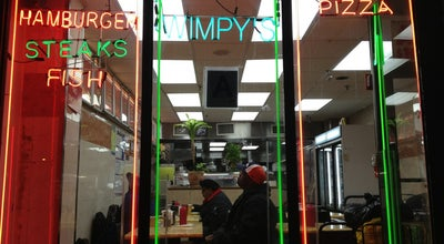 Photo of Restaurant Wimpy's Burgers at 1822 Amsterdam Ave, New York, NY 10031, United States