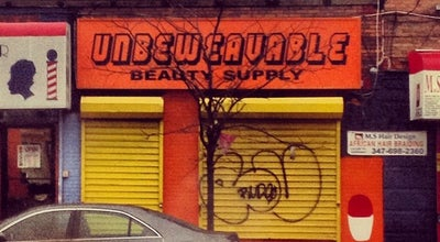 Photo of Other Venue Unbeweavable Beauty Supply at 455 Crescent St, Brooklyn, NY 11208
