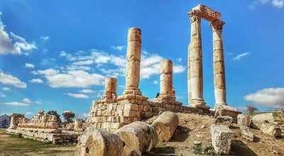 Photo of Historic Site Hercules Temple at Jordan