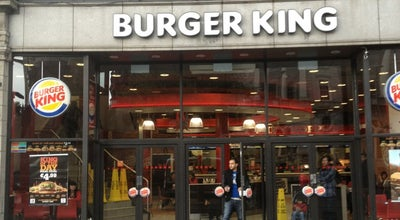 Photo of Fast Food Restaurant Burger King at 9/11 O'connell Street, Dublin Dublin 1, Ireland