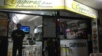 Photo of Cocktail Bar Caipiras Bar at Calçadão Da Central, Balneário Camboriú, Brazil