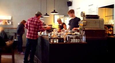 Photo of Cafe NO FIRE NO GLORY at Rykestr. 45, Berlin 10405, Germany