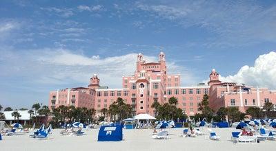 Photo of Beach The Gulf Beach @ The Don CeSar at 3400 Gulf Blvd, St Pete Beach, FL 33706, United States