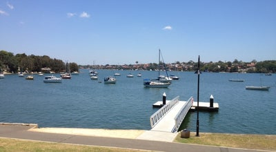 Photo of Trail Bay Run (Brett Park) at Henley Marine Dr., Drummoyne, NS 2047, Australia