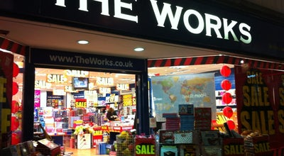 Photo of Bookstore The Works at 46-50 Gallowtree Gate, Leicester LE1 1DA, United Kingdom