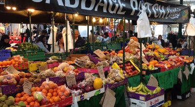 Photo of Farmers Market St George's Market at 12-20 E Bridge St, Belfast BT1 3NQ, United Kingdom