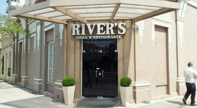Photo of Brazilian Restaurant River's Grill & Restaurante at Rua Treze De Maio 1818, Uruguaiana 97501-538, Brazil