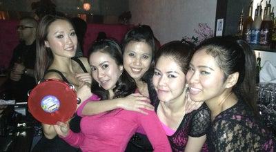 Photo of Asian Restaurant Pink Elephant Thai at 1152 Alberni Street, Vancouver BC V6E, Canada
