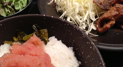 Photo of Japanese Restaurant 博多もつ鍋 やまや 銀座コリドー店 at 銀座7-2-17, 中央区 104-0061, Japan