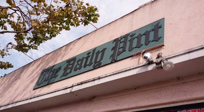 Photo of Whisky Bar The Daily Pint at 2310 Pico Blvd, Santa Monica, CA 90405, United States